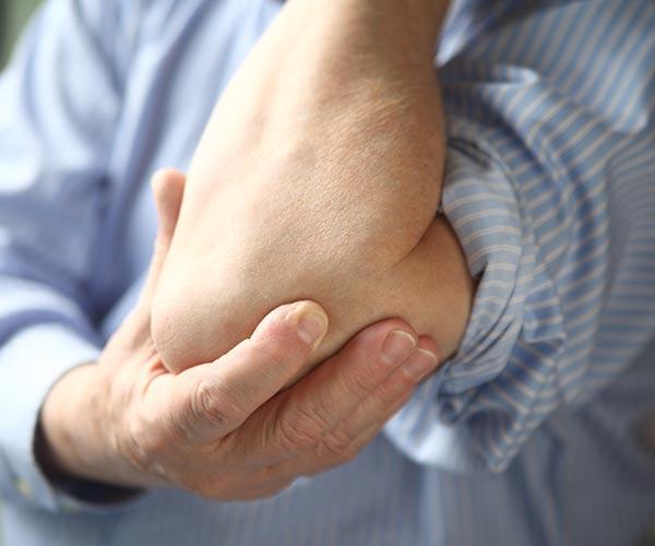 Bursitis elbow accident lawyer st. john's